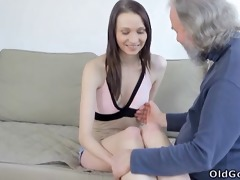 she has a serious smack for cock, but she is